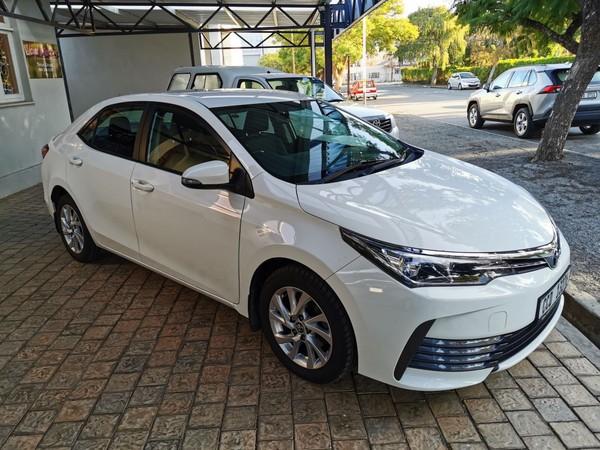 2017 Toyota Corolla 1.6 Prestige Western Cape Robertson_0