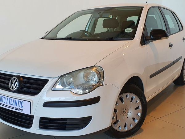 2007 Volkswagen Polo 1.6 Comfortline  Western Cape Cape Town_0