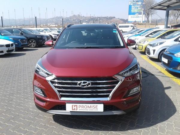 2019 Hyundai Tucson 2.0 CRDi ELITE AT Gauteng Roodepoort_0