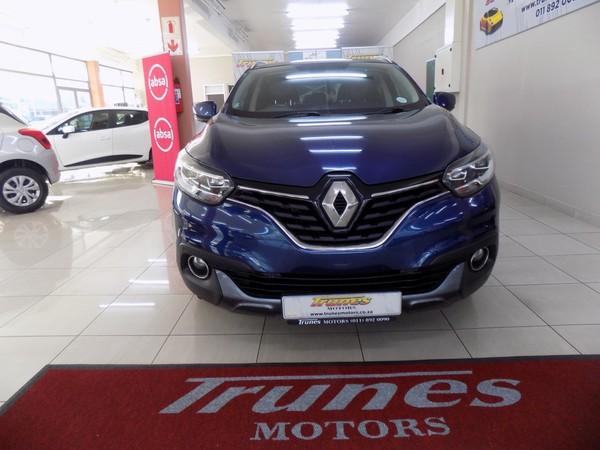 2018 Renault Kadjar 1.6 dCi 4X4 Gauteng Boksburg_0