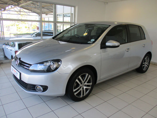2013 Volkswagen Golf Vi 1.4 Tsi Comfortline Dsg  Kwazulu Natal Umhlanga Rocks_0