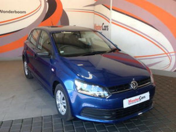 2019 Volkswagen Polo Vivo VOLKSWAGEN POLO VIVO 1.4 TRENDLINE Gauteng Pretoria_0
