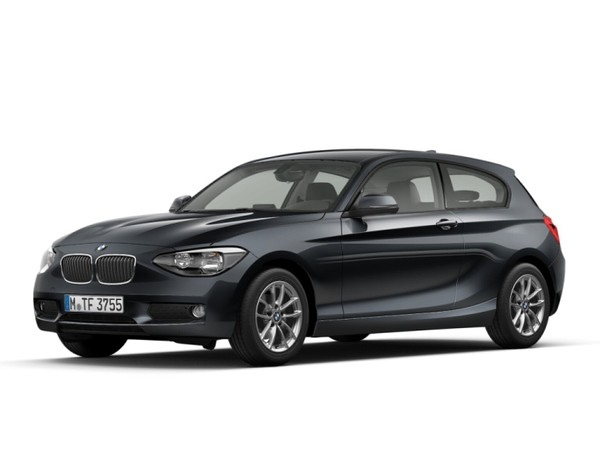 2014 BMW 1 Series 118i 3dr At f21  Western Cape Cape Town_0