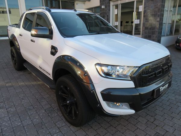 2016 Ford Ranger 3.2TDCi Wildtrak Auto Double cab bakkie Eastern Cape Port Elizabeth_0