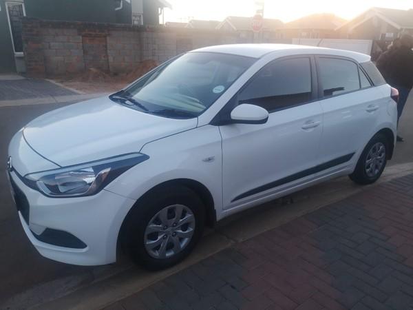 2015 Hyundai i20 1.2 Motion Gauteng Boksburg_0