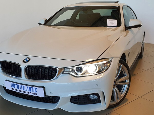 2014 BMW 4 Series 435i Coupe M Sport Auto Western Cape Cape Town_0