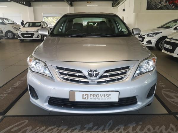 2013 Toyota Corolla 1.6 Advanced At  Gauteng Sandton_0