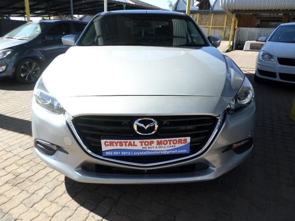 2016 Mazda 3 1.6 Dynamic Gauteng Kempton Park_0
