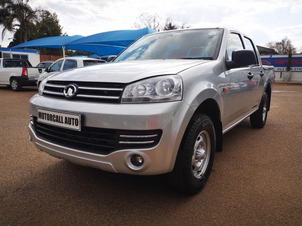 2019 GWM Steed 5 2.2 MPi Base Double Cab Bakkie Gauteng Centurion_0