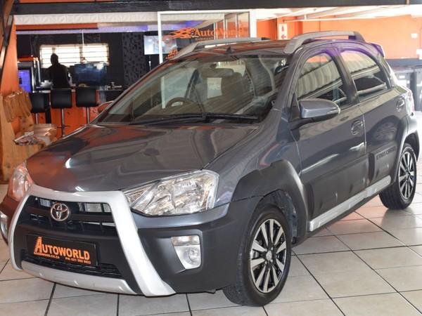 2018 Toyota Etios Cross 1.5 Xs 5Dr Western Cape Goodwood_0