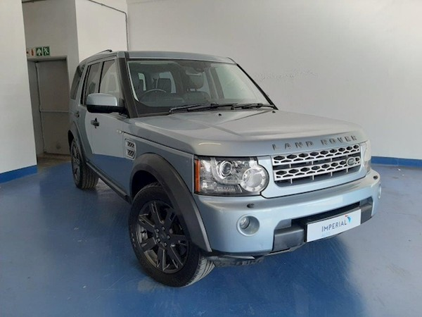 2012 Land Rover Discovery 4 3.0 Tdv6 S  Free State Bloemfontein_0