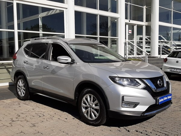 2018 Nissan X-Trail 2.5 Acenta PLUS 4X4 CVT 7S Gauteng Midrand_0