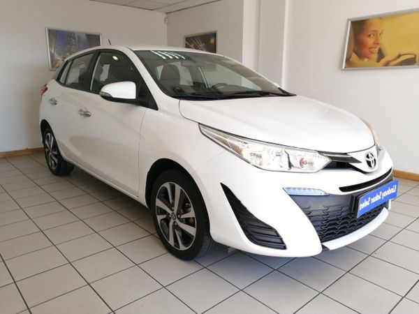2019 Toyota Yaris 1.5 Xs 5-Door Gauteng Four Ways_0