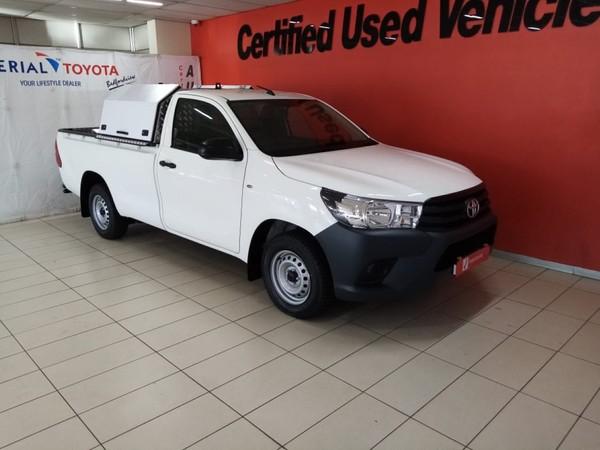 2020 Toyota Hilux 2.4 GD AC Single Cab Bakkie Gauteng Edenvale_0