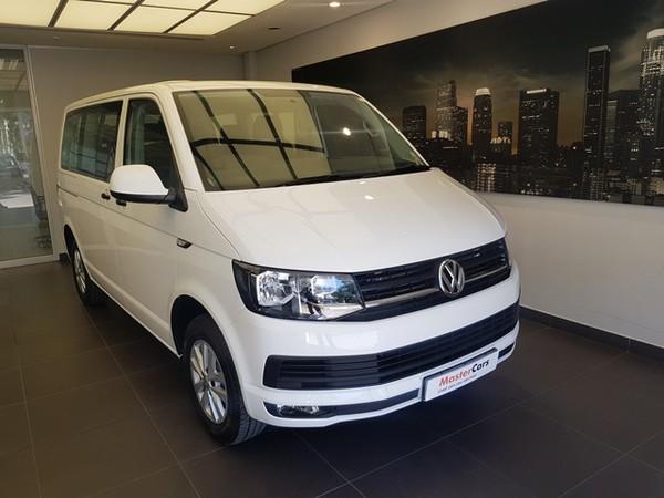 2018 Volkswagen Transporter T6 KOMBI 2.0 TDi DSG 103kw Trendline Plus Free State Bloemfontein_0