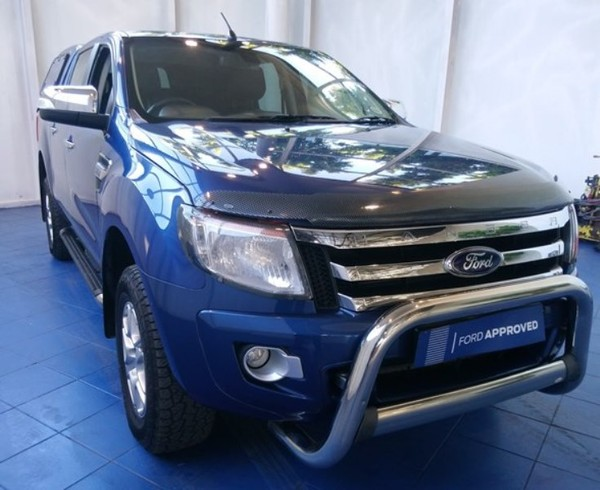 2013 Ford Ranger 3.2tdci Xlt 4x4 At Pu Dc  Free State Kroonstad_0