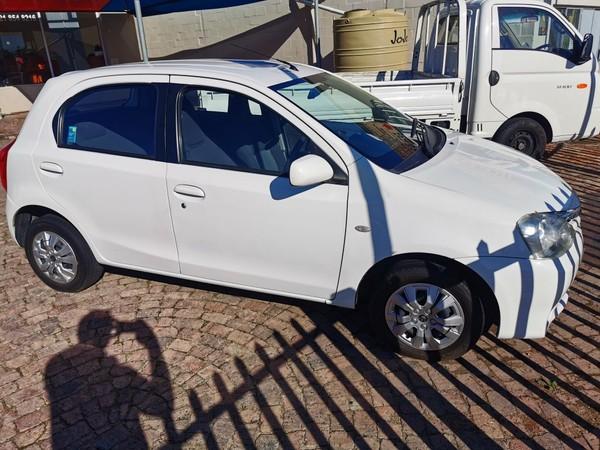 2012 Toyota Etios 1.5 Xs Sprint HB Western Cape Strand_0