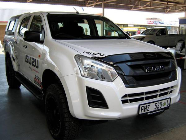 2020 Isuzu D-MAX 250 HO Hi-Rider 4x4 Double Cab Bakkie Limpopo Polokwane_0