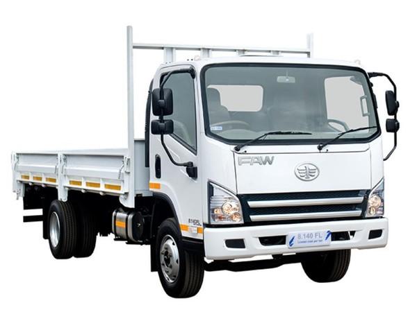 2017 FAW Freight Carrier  Gauteng Pretoria_0