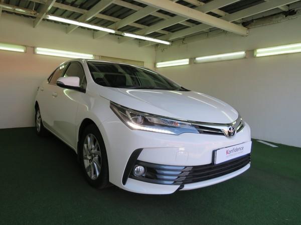 2019 Toyota Corolla 1.8 Exclusive CVT Gauteng Boksburg_0
