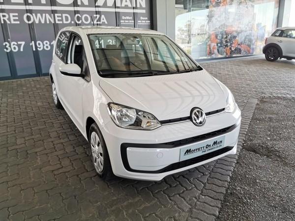 2018 Volkswagen Up Move UP 1.0 5-Door Eastern Cape Port Elizabeth_0