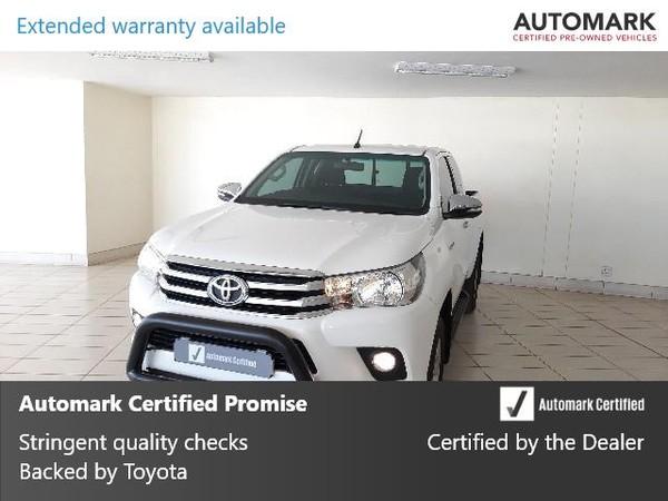 2017 Toyota Hilux 2.8 GD-6 RB Raider Extended Cab Bakkie Mpumalanga Ermelo_0