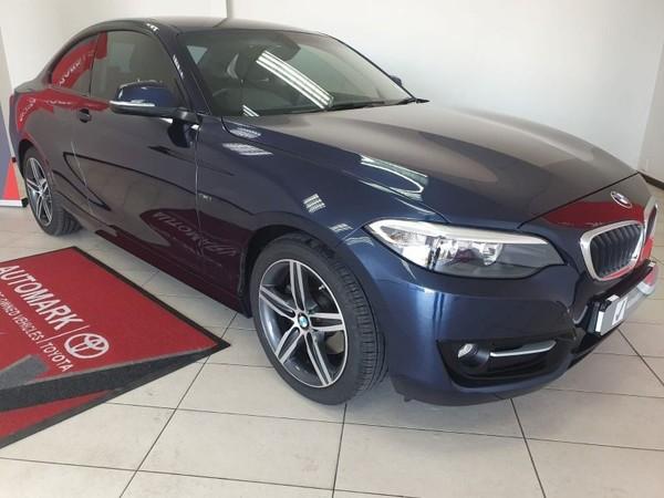2014 BMW 2 Series 220D Sport Line Auto Western Cape Bredasdorp_0