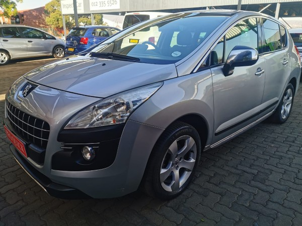 2010 Peugeot 3008 1.6 Thp Executive  Gauteng Pretoria_0