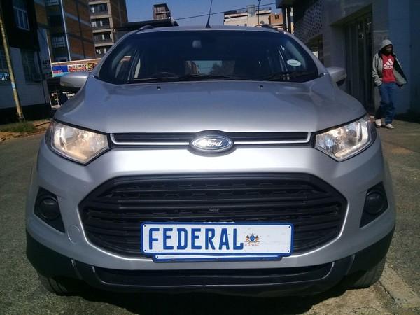 2016 Ford EcoSport 1.0 GTDI Trend Gauteng Johannesburg_0
