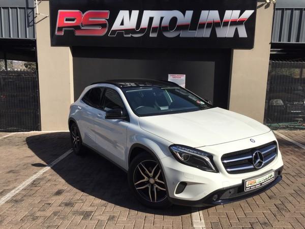 2014 Mercedes-Benz GLA-Class 200 CDI Auto Mpumalanga Witbank_0