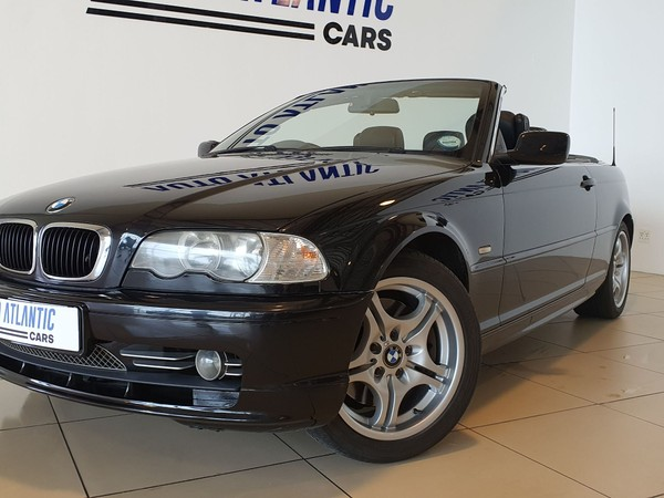 2003 BMW 3 Series 330i Ci Convertible At e46  Western Cape Cape Town_0