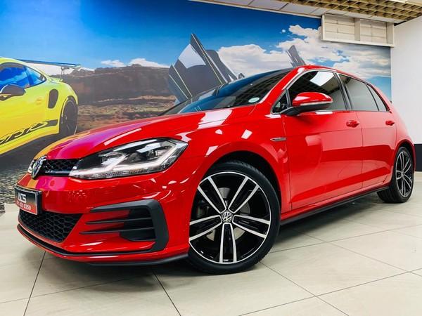 2018 Volkswagen Golf VII GTD 2.0 TDI DSG Gauteng Benoni_0