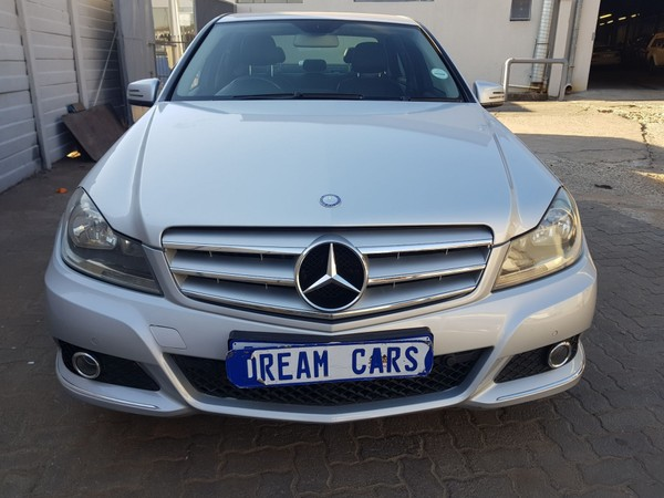 2012 Mercedes-Benz C-Class C200 Be Estate Avantgarde At  Gauteng Johannesburg_0