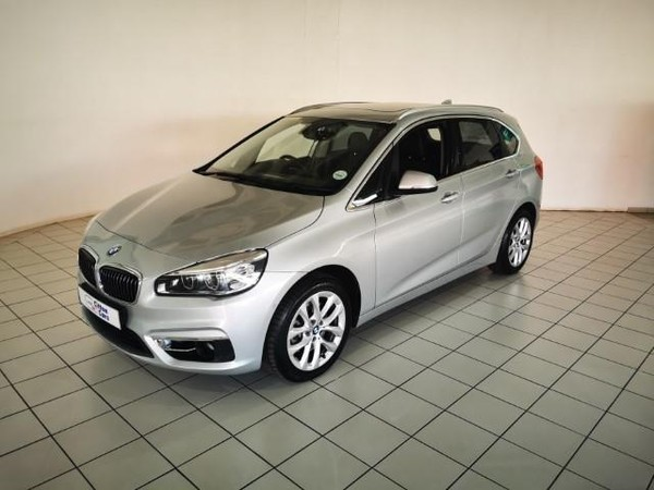 2015 BMW 2 Series 220i Luxury Line Active Tourer Auto Gauteng Pretoria_0