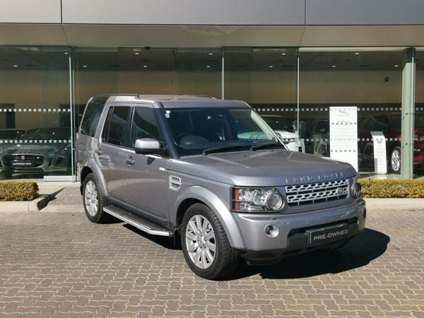 2012 Land Rover Discovery 4 3.0 Tdv6 Hse  Gauteng Bedfordview_0