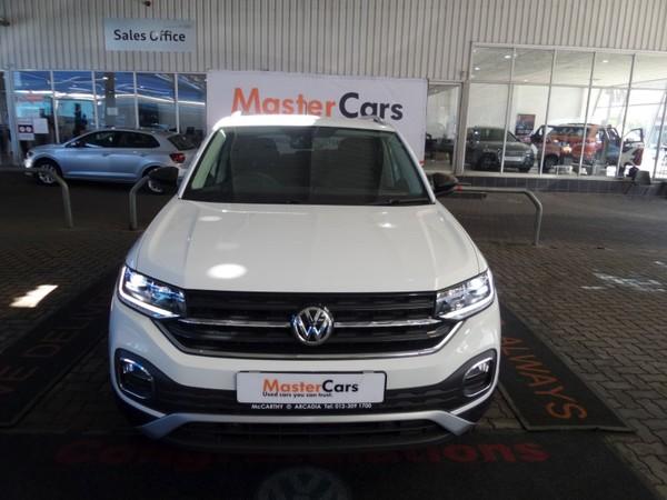 2020 Volkswagen T-Cross 1.0 TSI Highline DSG Gauteng Pretoria_0