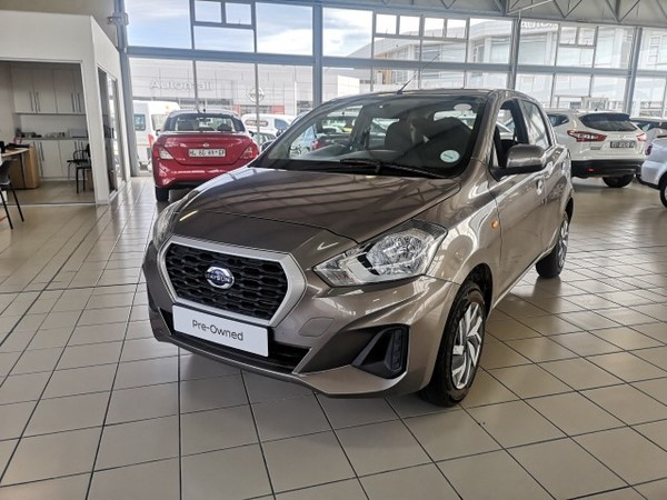 2019 Datsun Go 1.2 MID Eastern Cape East London_0