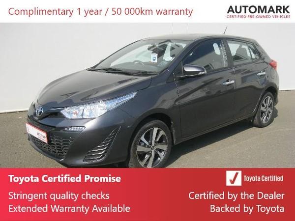 2018 Toyota Yaris 1.5 Xs 5-Door Northern Cape Kimberley_0