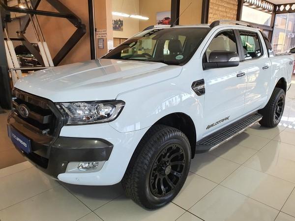 2016 Ford Ranger 3.2TDCi 3.2 WILDTRAK 4X4 Auto Double Cab Bakkie Gauteng Vanderbijlpark_0
