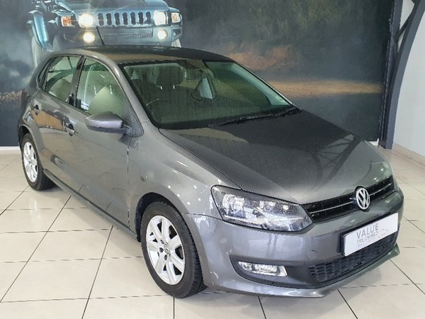 2011 Volkswagen Polo 1.6 Comfortline 5dr  Western Cape Goodwood_0