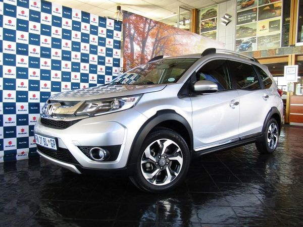 2016 Honda BR-V 1.5 Elegance Gauteng Rosettenville_0