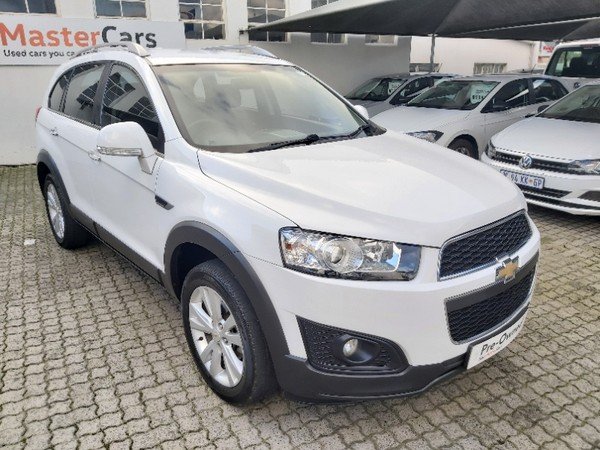 2014 Chevrolet Captiva 2.4 Lt At  Western Cape Kuils River_0