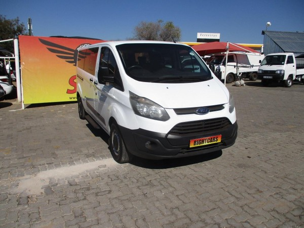 2013 Ford Tourneo 2.2D Ambiente SWB Gauteng North Riding_0