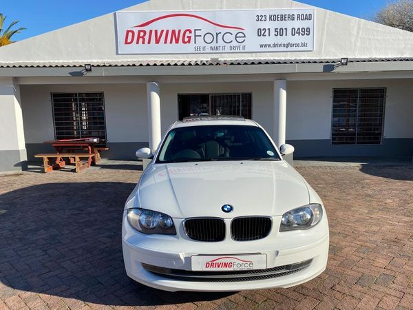 2007 BMW 1 Series 120d At e87  Western Cape Wynberg_0