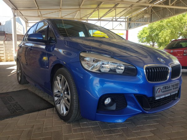 2016 BMW 2 Series 220d M Sport Active Tourer Auto North West Province Klerksdorp_0