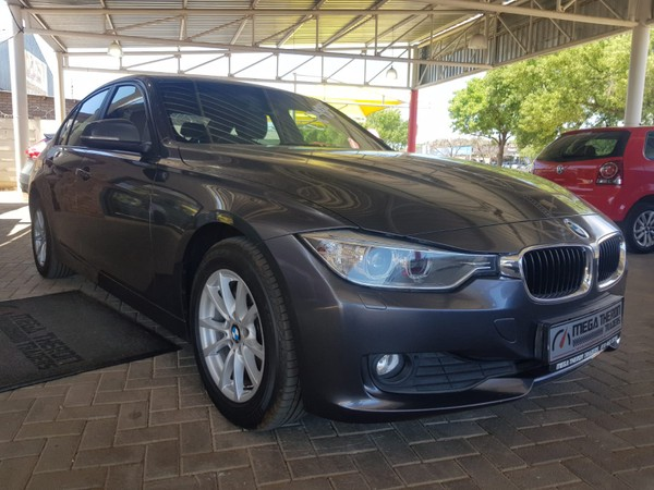 2015 BMW 3 Series 320d At f30  North West Province Klerksdorp_0