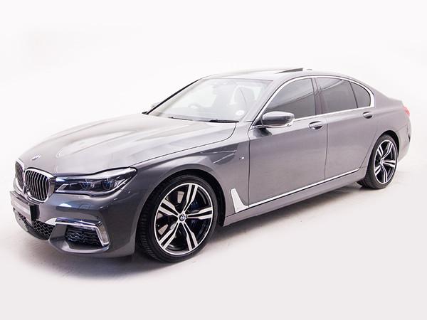 2018 BMW 7 Series 730d M Sport Gauteng Boksburg_0
