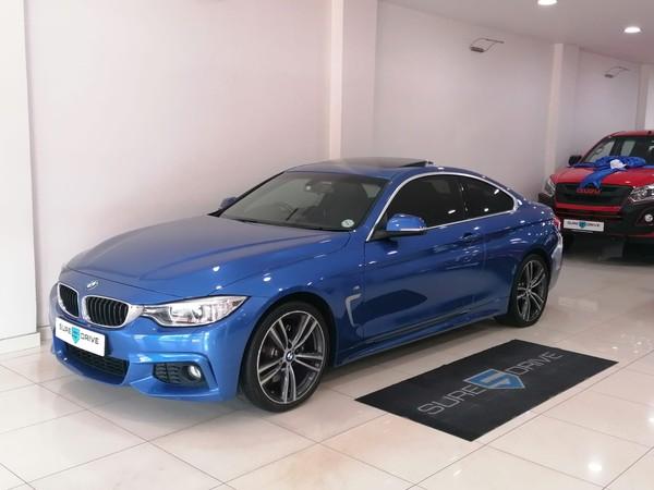 2016 BMW 4 Series 420i Coupe Kwazulu Natal Durban_0