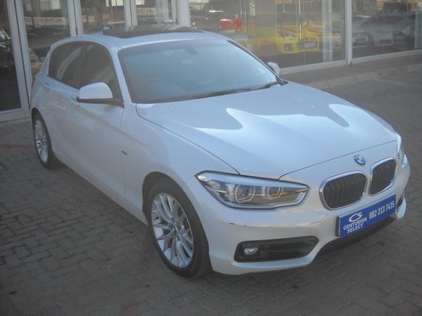 2016 BMW 1 Series 118i M Sport 5-Door Auto Gauteng Centurion_0