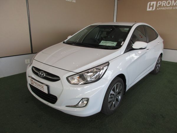 2020 Hyundai Accent 1.6 Gls  Gauteng Four Ways_0